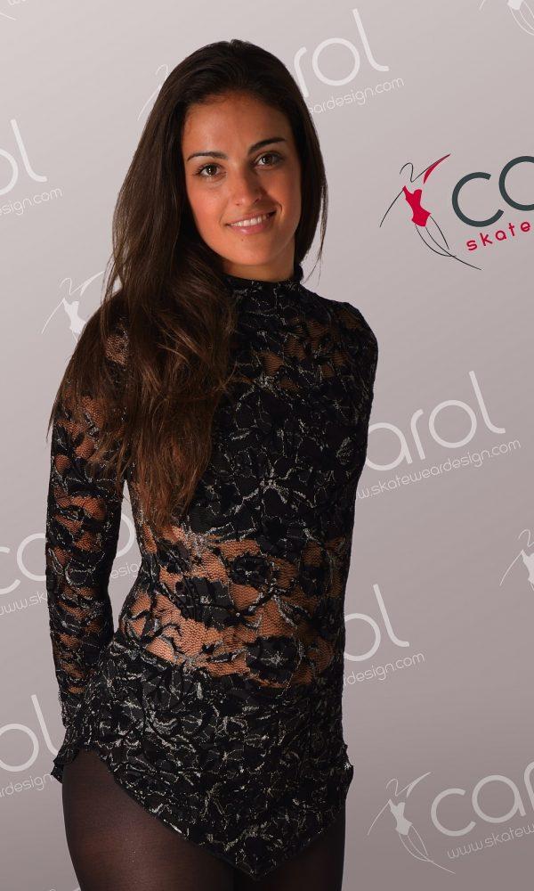 Maillot Cristina negro