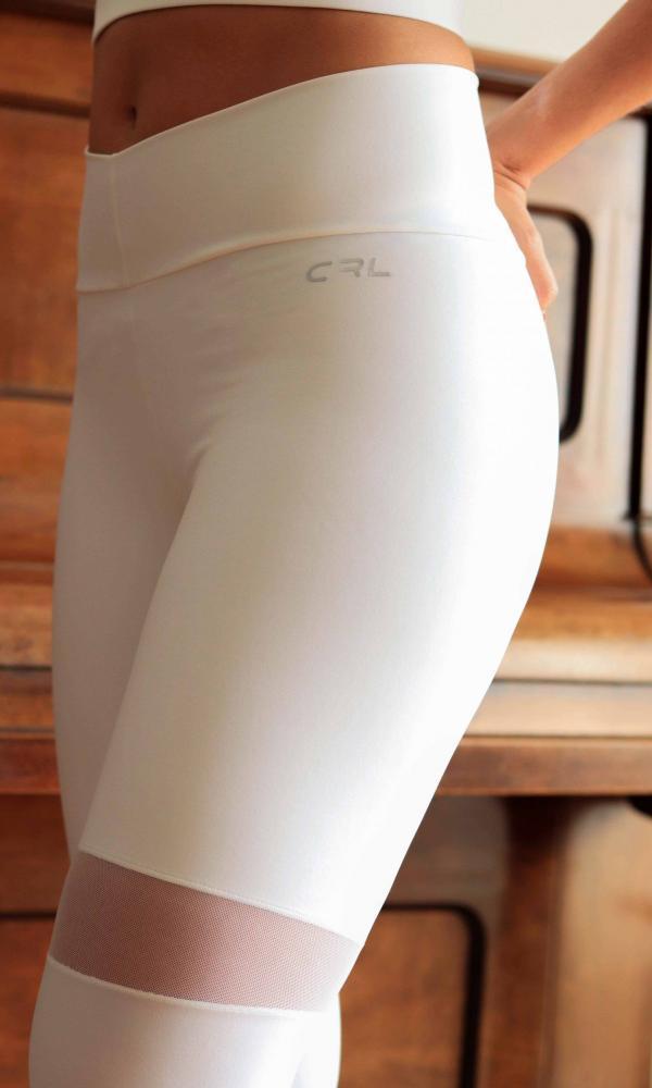 Leggins Elegance White