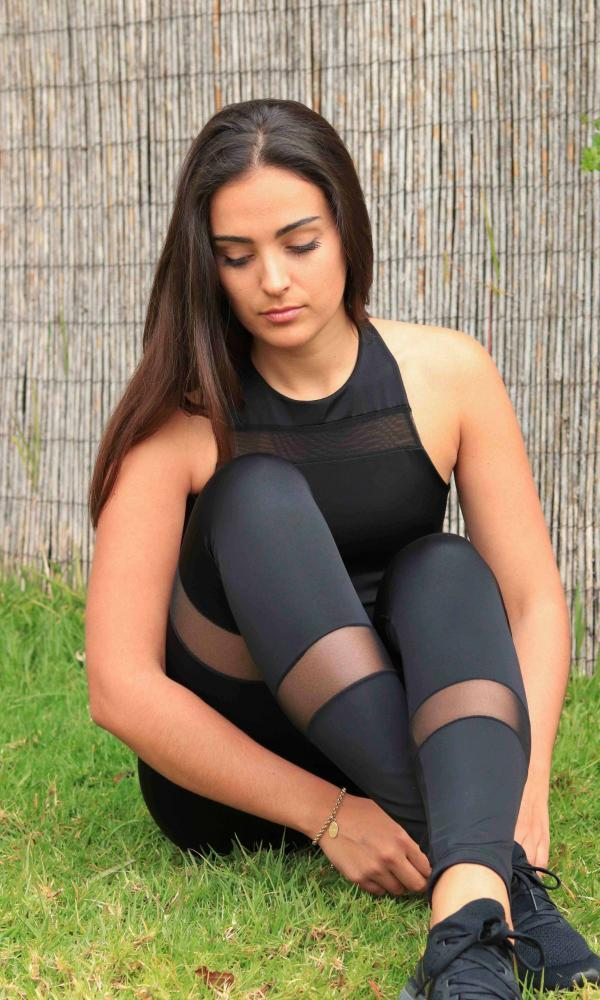 Leggins Elegance Black