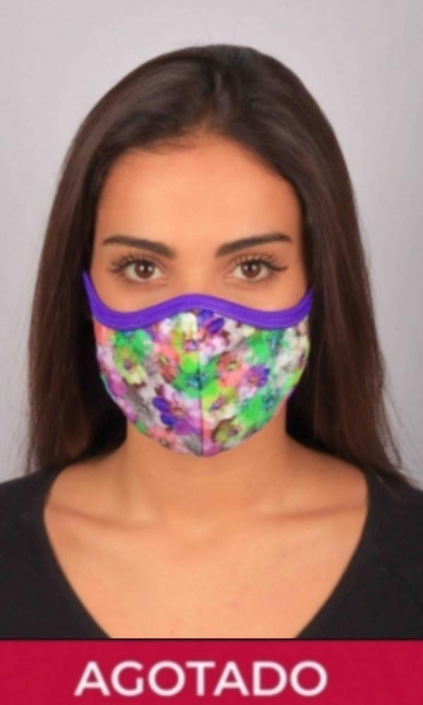 Mascara Flores