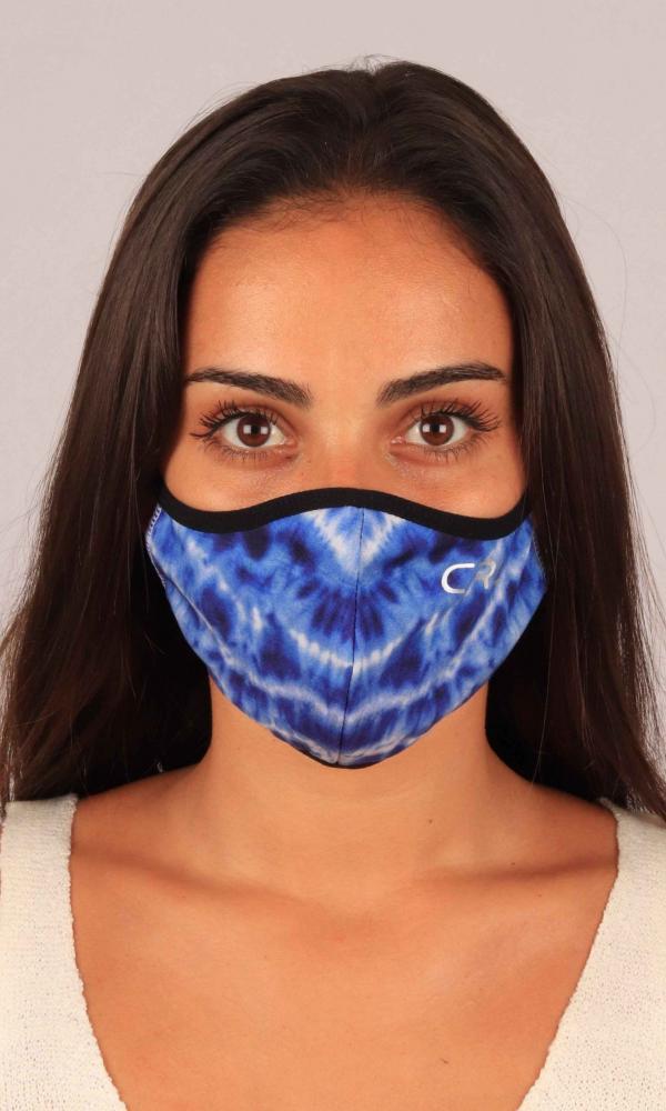 Máscara Mar Azul