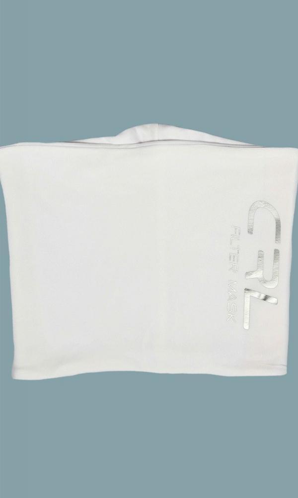 Braga Cuello Filter Mask Thermolite® Blanco