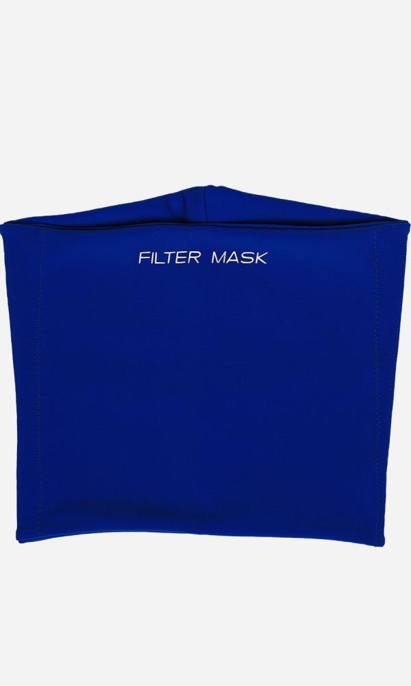 Braga Cuello Filter Mask Thermolite® Azul